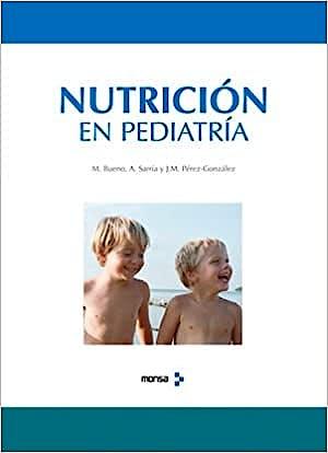 Portada del libro 9788496823006 Nutrición en Pediatría
