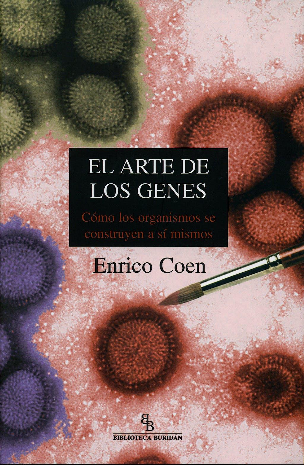 Portada del libro 9788496831391 El Arte de los Genes