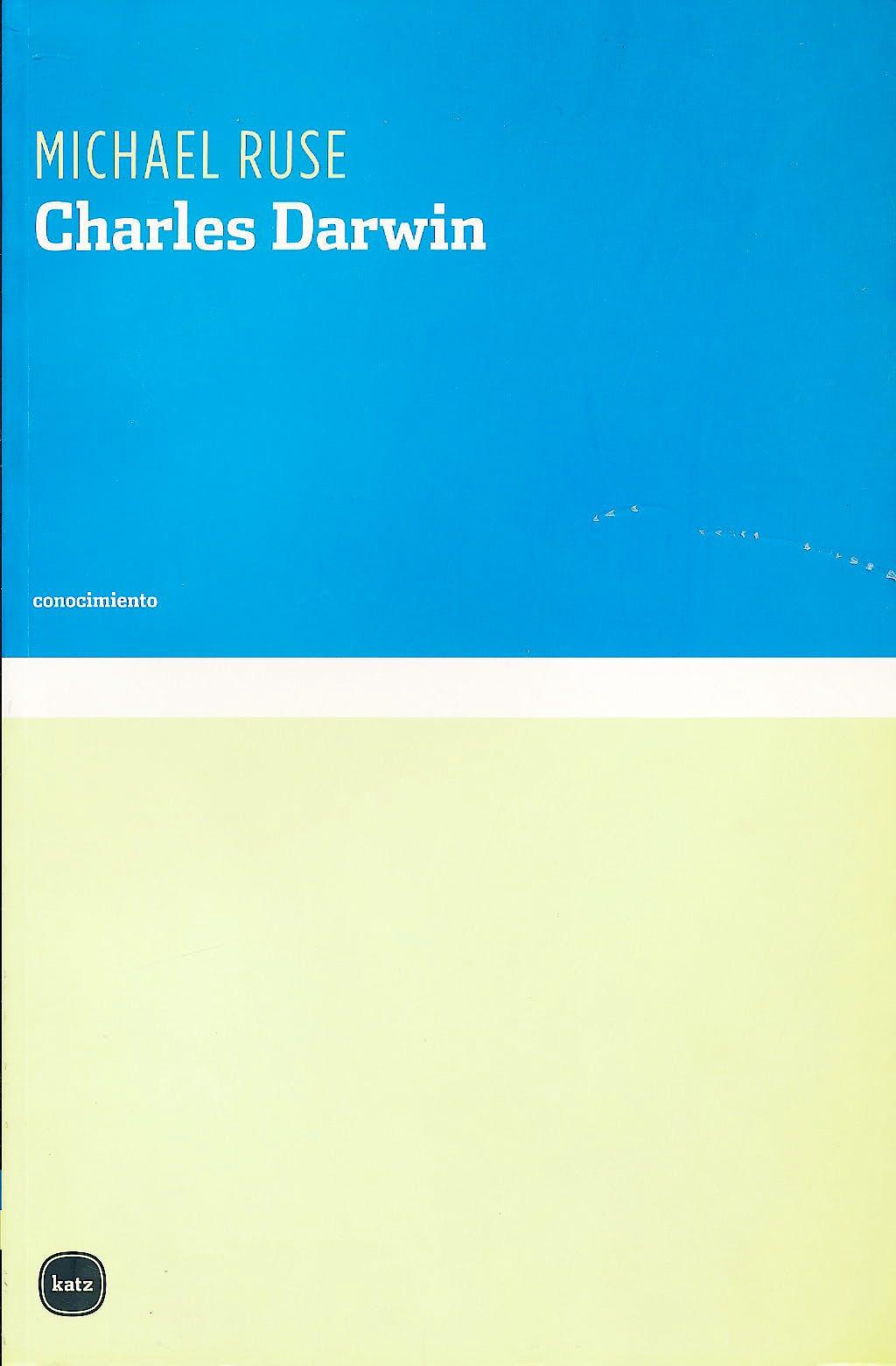 Portada del libro 9788496859999 Charles Darwin