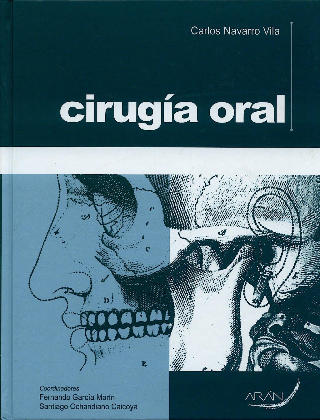 Portada del libro 9788496881341 Cirugia Oral
