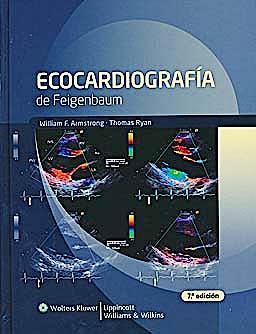 Portada del libro 9788496921825 Ecocardiografía de Feigenbaum