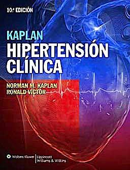 Portada del libro 9788496921917 Kaplan Hipertensión Clínica