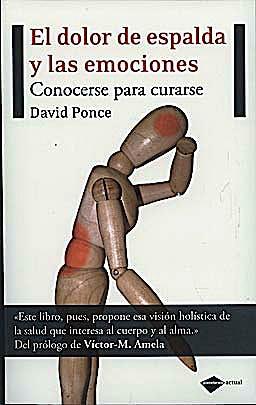 Portada del libro 9788496981881 El Dolor de Espalda y las Emociones. Conocerse para Curarse