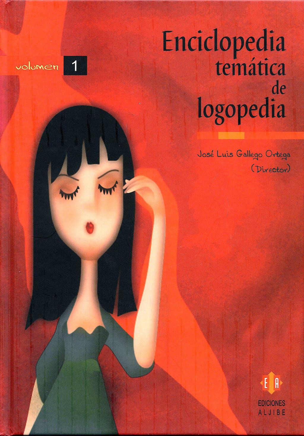 Portada del libro 9788497003612 Enciclopedia Tematica de Logopedia, 2 Vols.