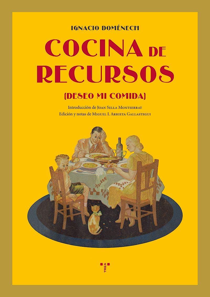 Portada del libro 9788497046084 Cocina de Recursos. Deseo Mi Comida