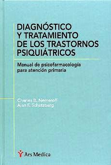 Portada del libro 9788497060059 Diagnostico y Tratamiento de los Trastornos Psiquiatricos