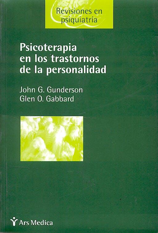 Portada del libro 9788497060349 Psicoterapia en los Trastornos de la Personalidad