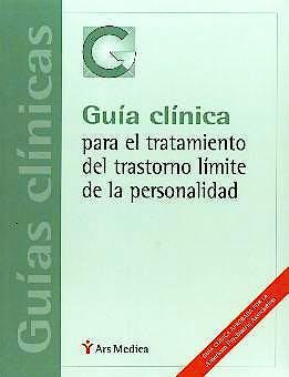 Portada del libro 9788497060370 Guia Clinica para el Trastorno Limite de la Personalidad