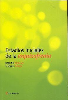 Portada del libro 9788497060486 Estadios Iniciales de la Esquizofrenia