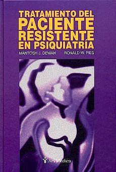 Portada del libro 9788497060493 Tratamiento del Paciente Resistente en Psiquiatria