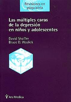 Portada del libro 9788497060523 Las Múltiples Caras de la Depresión en Niños y Adolescentes