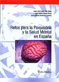 Portada del libro 9788497060578 Retos para la Psiquiatria y la Salud Mental en España