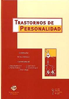 Portada del libro 9788497060615 Trastornos de Personalidad (Sociedad Española de Psiquiatria)