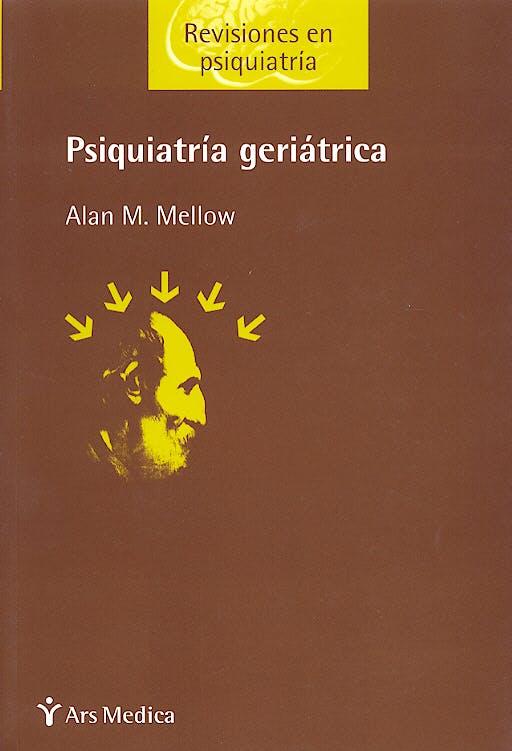 Portada del libro 9788497060646 Psiquiatria Geriatrica