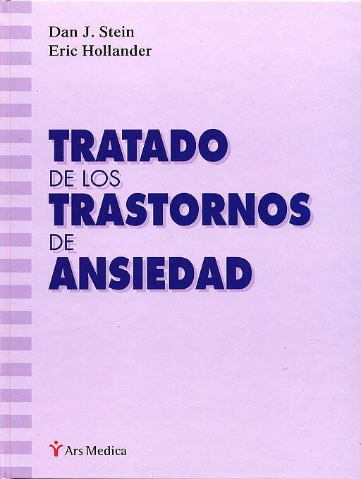 Portada del libro 9788497060691 Tratado de los Trastornos de Ansiedad