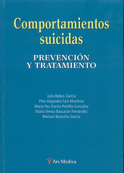 Portada del libro 9788497060769 Comportamientos Suicidas. Prevencion y Tratamiento