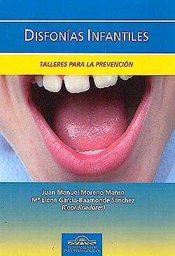 Portada del libro 9788497273480 Disfonías Infantiles. Taller para la Prevención