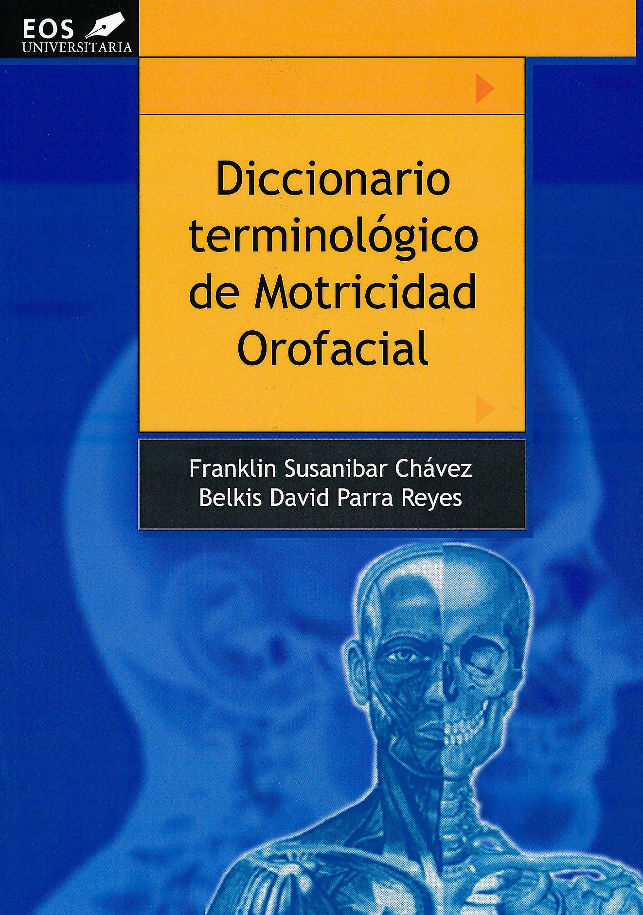 Portada del libro 9788497274234 Diccionario Terminologico de Motricidad Orofacial