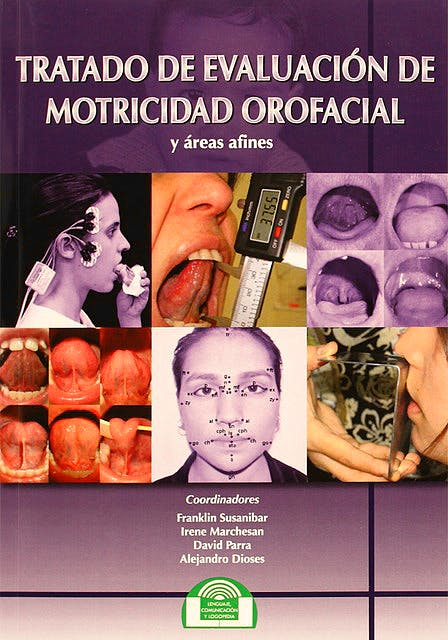 Portada del libro 9788497275125 Tratado de Evaluación de Motricidad Orofacial y Areas Afines