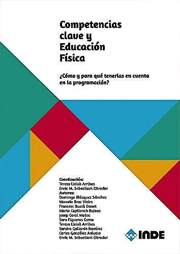 Portada del libro 9788497293730 Competencias Clave y Educación Física