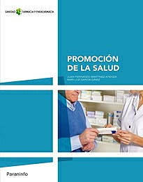 Portada del libro 9788497321297 Promocion de la Salud (Grado Medio. Farmacia y Parafarmacia)