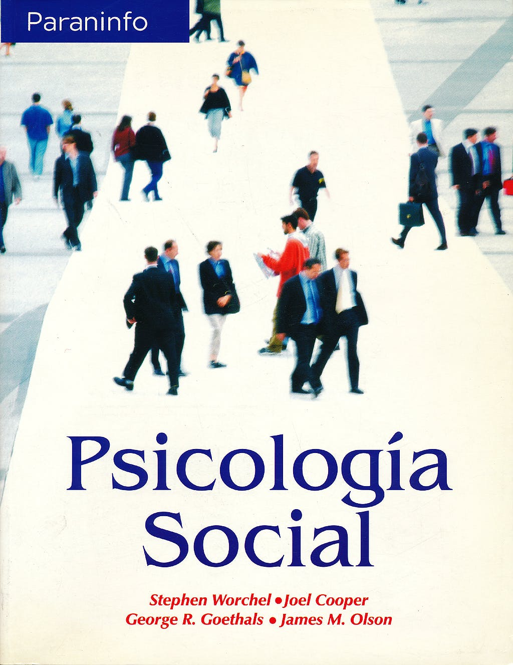 Portada del libro 9788497321747 Psicologia Social