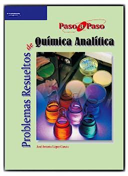 Portada del libro 9788497323482 Problemas Resueltos de Química Analítica