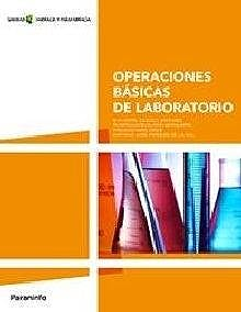 Portada del libro 9788497328852 Operaciones Basicas de Laboratorio (Grado Medio. Farmacia y Parafarmacia)