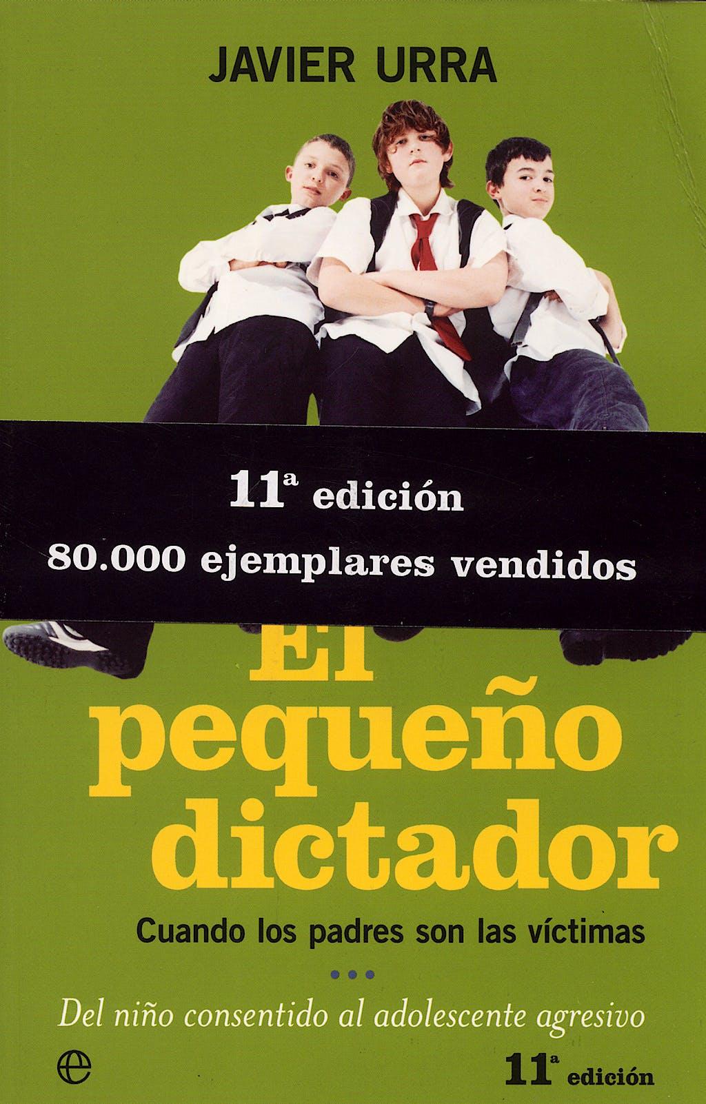 Portada del libro 9788497344449 El Pequeño Dictador