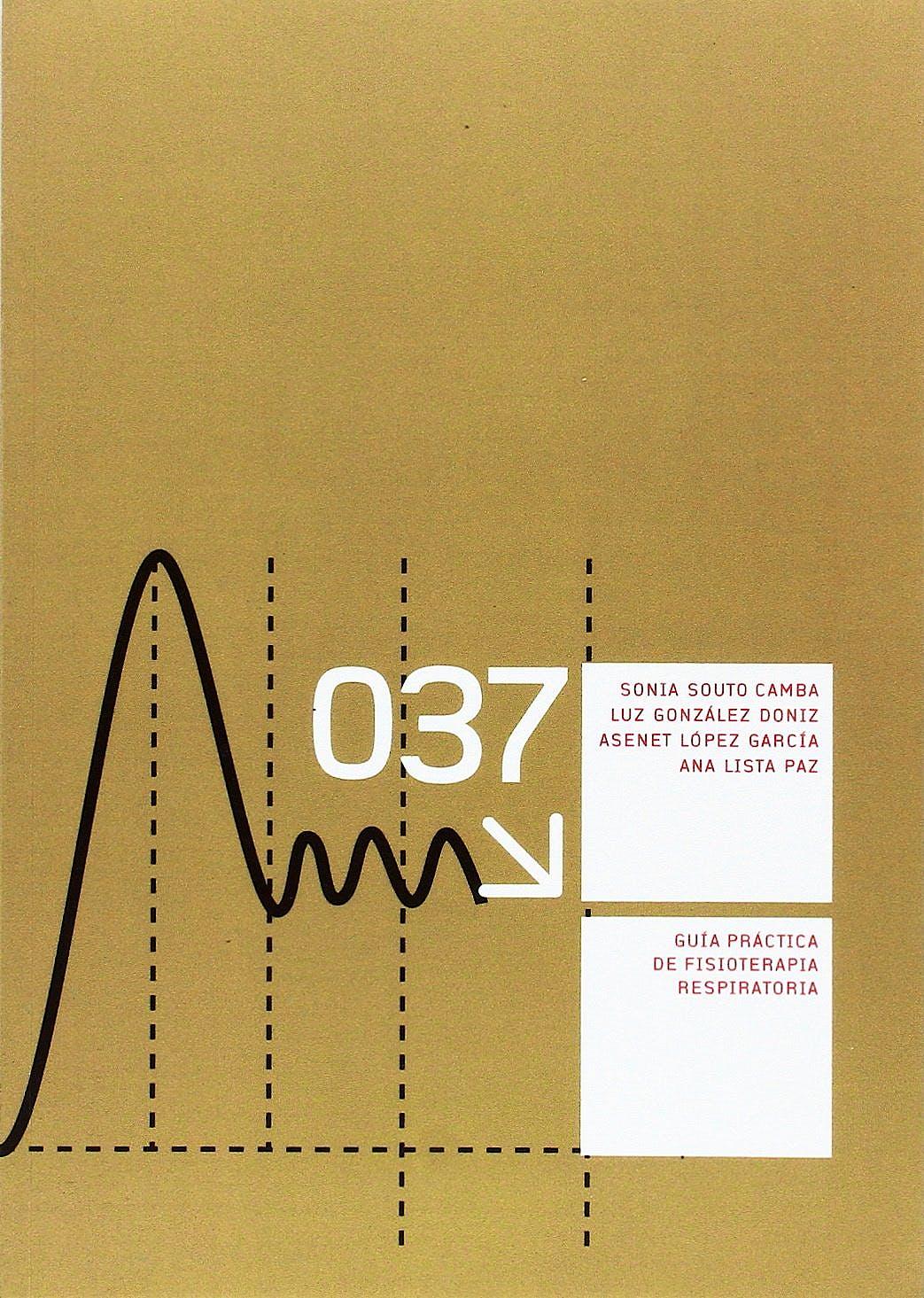 Portada del libro 9788497496551 Guía Práctica de Fisioterapia Respiratoria