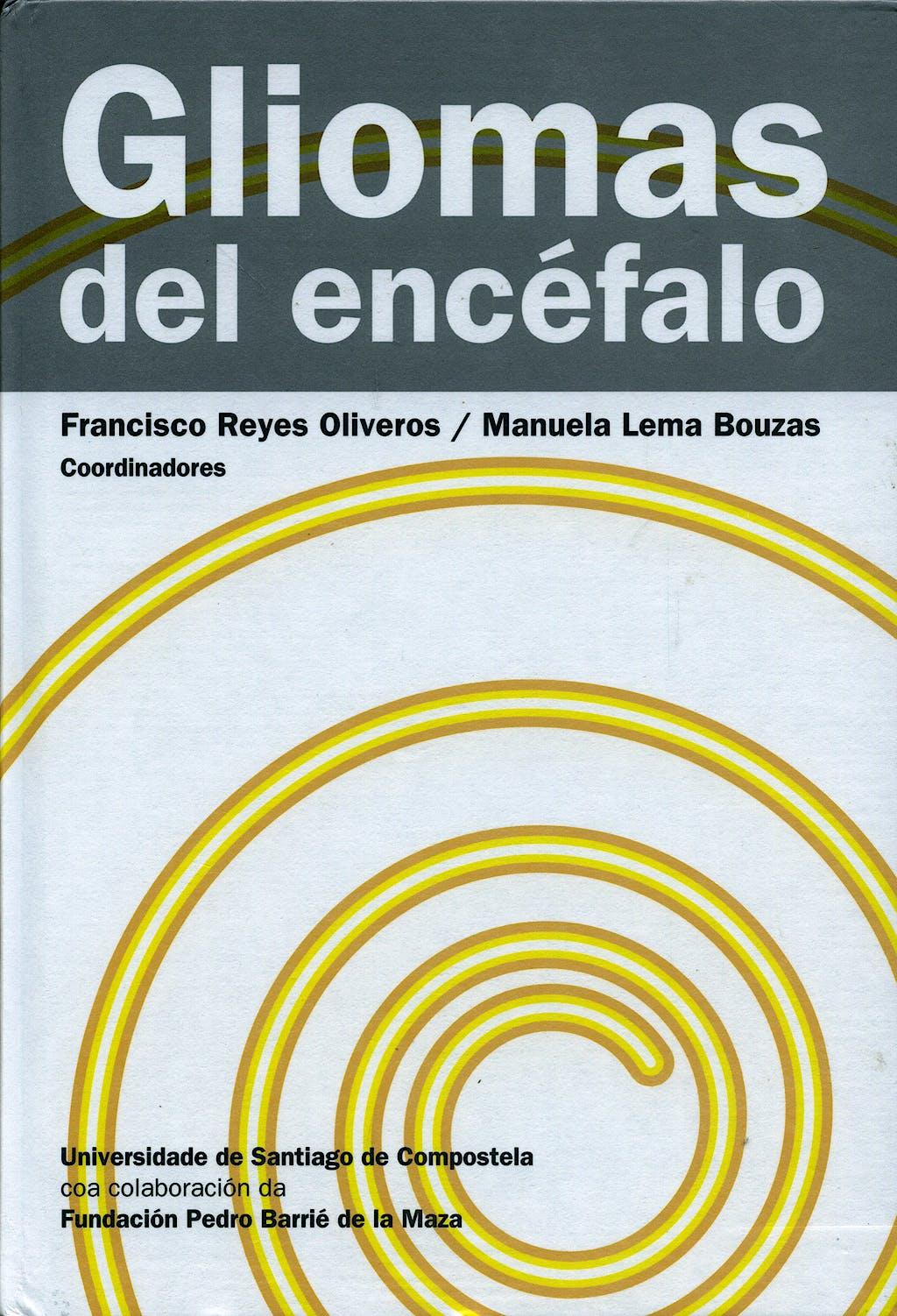 Portada del libro 9788497508131 Gliomas del Encéfalo