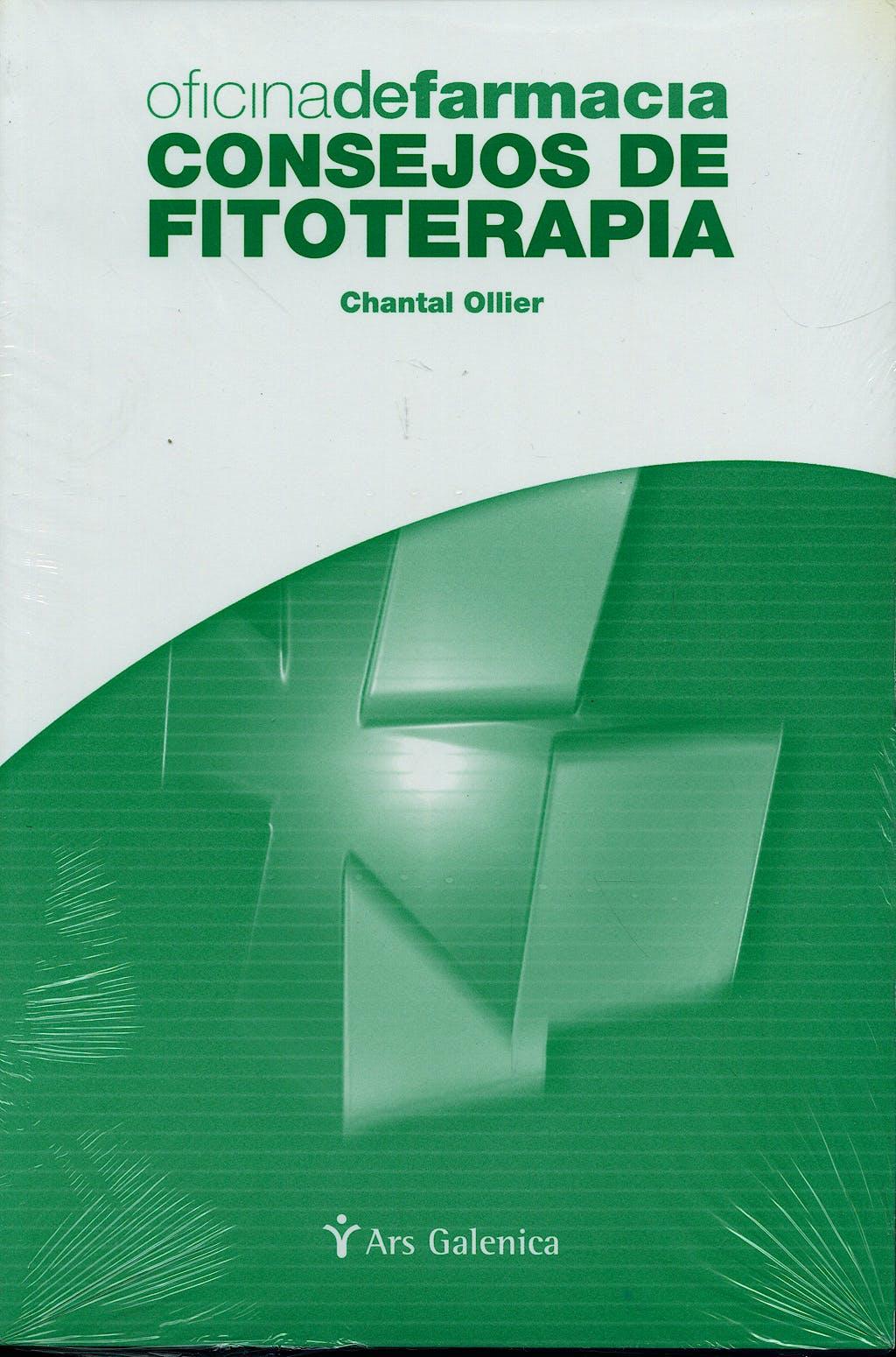 Portada del libro 9788497510028 Oficina de Farmacia. Consejos de Fitoterapia