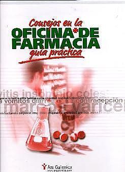 Portada del libro 9788497510059 Consejos en la Oficina de Farmacia. Guía Práctica