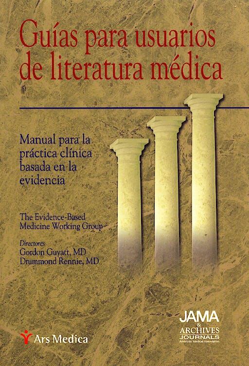 Portada del libro 9788497510240 Guias para Usuarios de la Literatura Medica