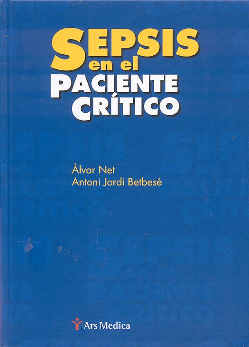 Portada del libro 9788497510806 Sepsis en el Paciente Critico