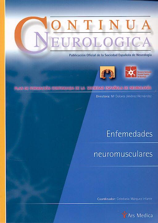 Portada del libro 9788497510882 Enfermedades Neuromusculares (Continua Neurologica)