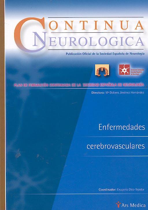 Portada del libro 9788497511247 Enfermedades Cerebrovasculares (Continua Neurologica)