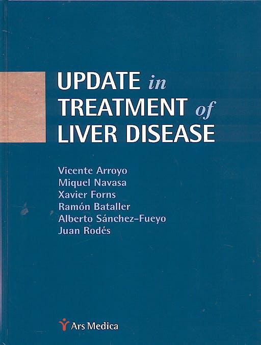 Portada del libro 9788497511315 Update in Tratment of Liver Disease