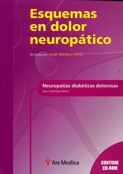 Portada del libro 9788497511339 Neuropatias Diabeticas Dolorosas: Esquemas en Dolor Neuropatico