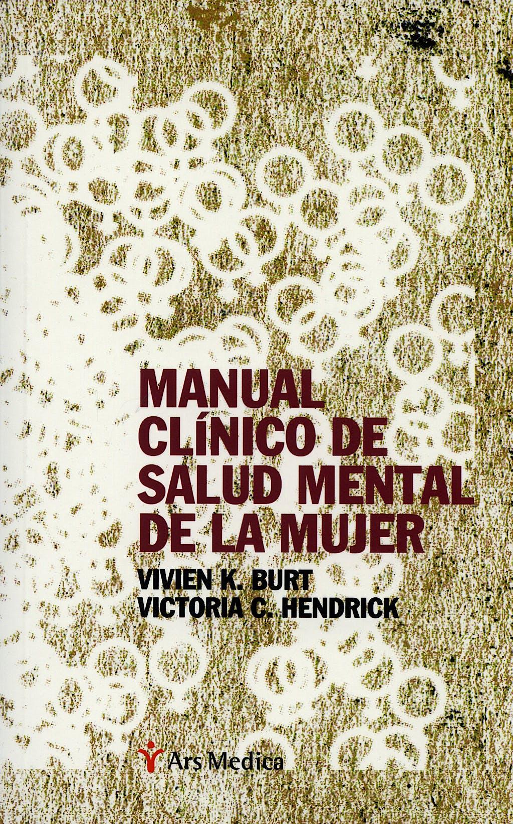 Portada del libro 9788497511520 Manual Clinico de Salud Mental de la Mujer