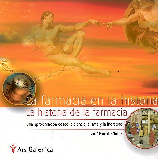 Portada del libro 9788497511797 La Farmacia en la Historia