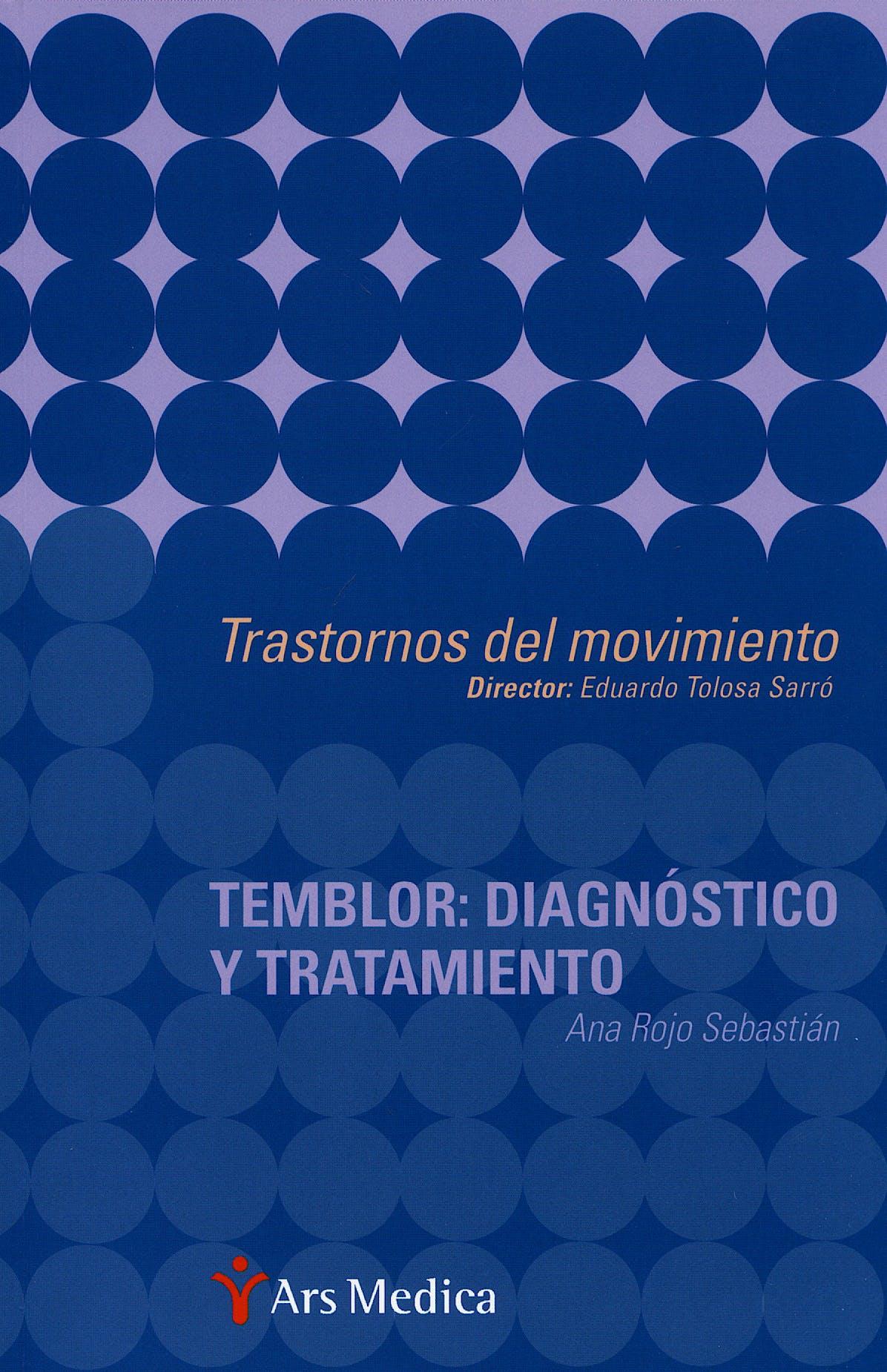 Portada del libro 9788497512190 Temblor: Diagnostico y Tratamiento