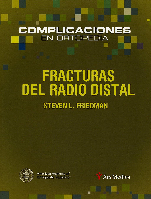 Portada del libro 9788497512206 Fracturas del Radio Distal