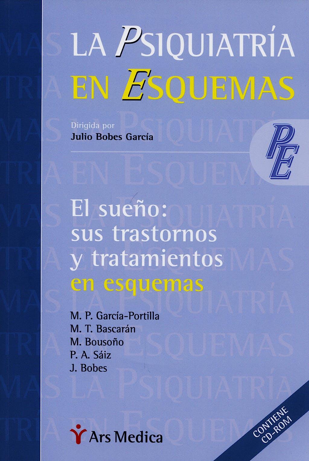 Portada del libro 9788497512282 El Sueño: Sus Trastornos y Tratamientos en Esquemas + Cd-Rom