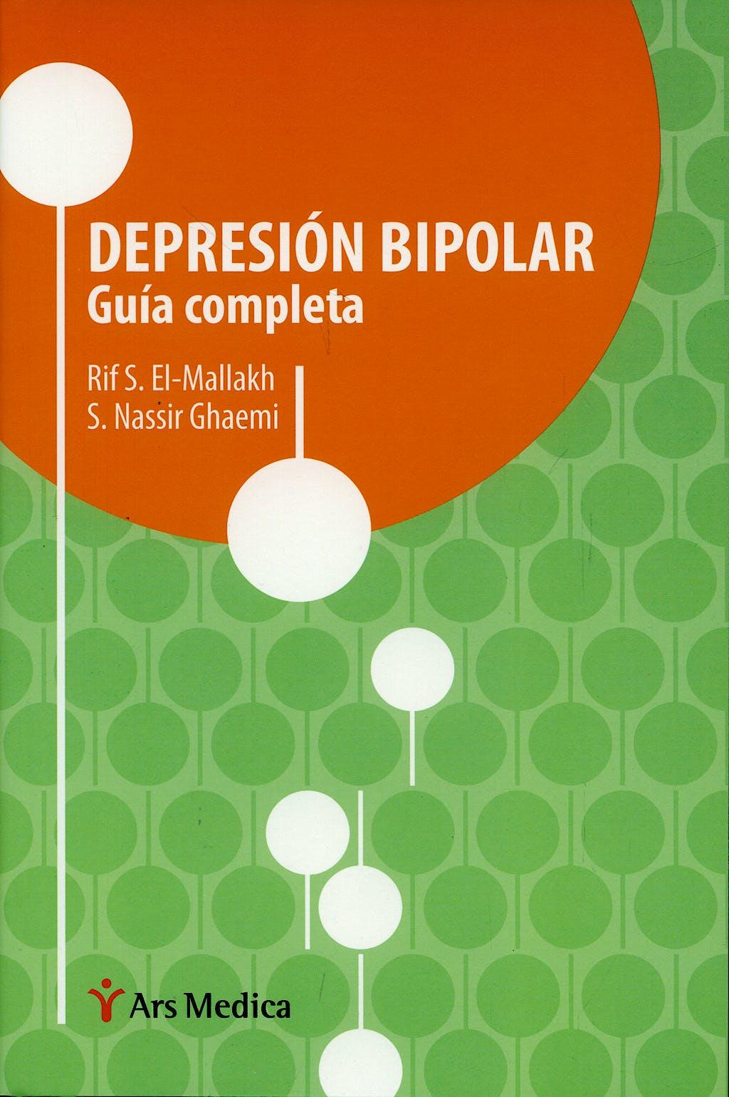 Portada del libro 9788497512336 Depresión Bipolar. Guía Completa