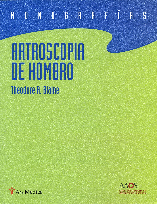 Portada del libro 9788497512534 Artroscopia de Hombro Monografias