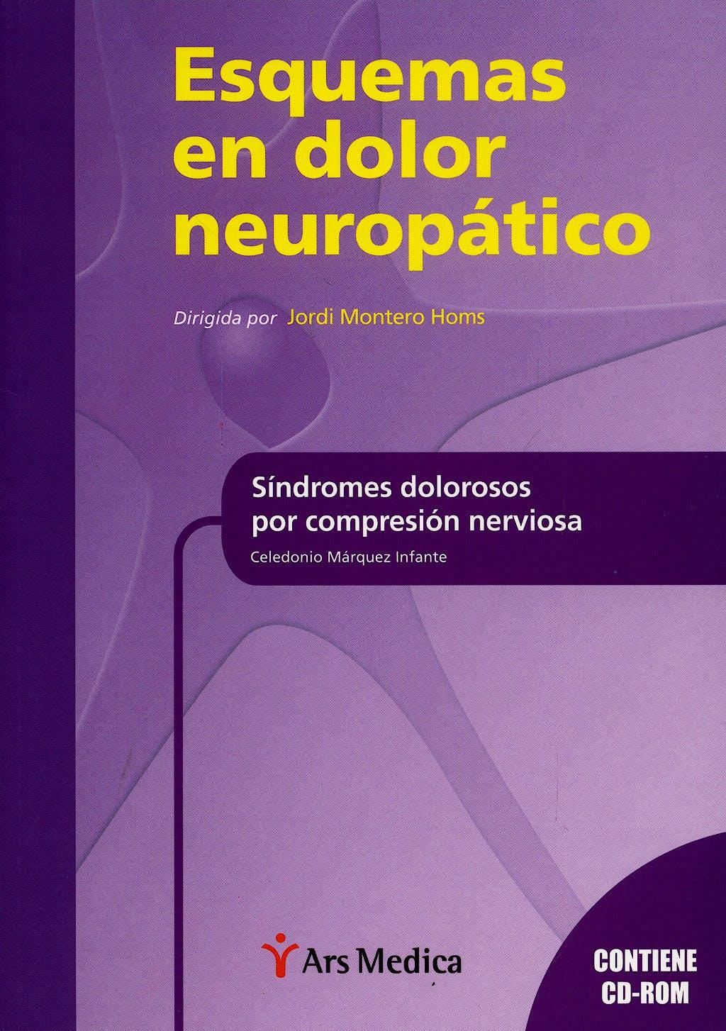 Portada del libro 9788497512589 Esquemas en Dolor Neuropatico. Sindromes Dolorosos por Compresion Nerviosa