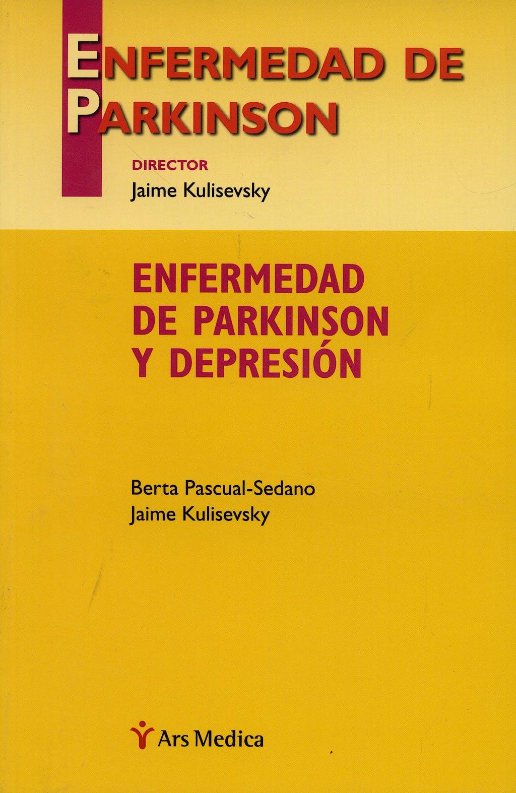 Portada del libro 9788497512756 Enfermedad de Parkinson y Depresion