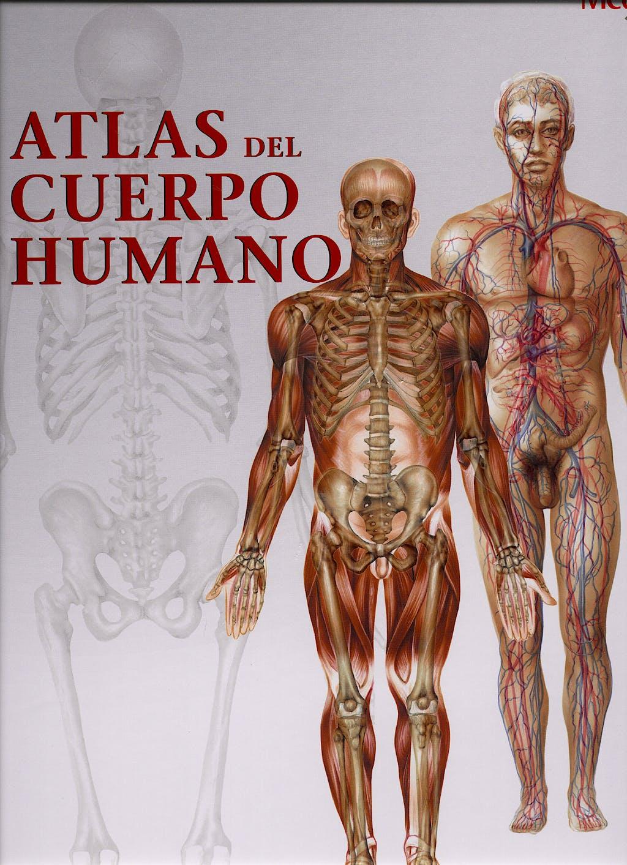 Portada del libro 9788497512848 Atlas del Cuerpo Humano Medillust