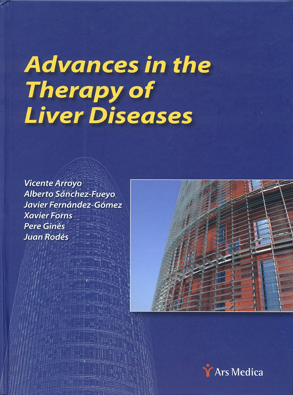 Portada del libro 9788497513234 Advances in the Therapy of Liver Diseases